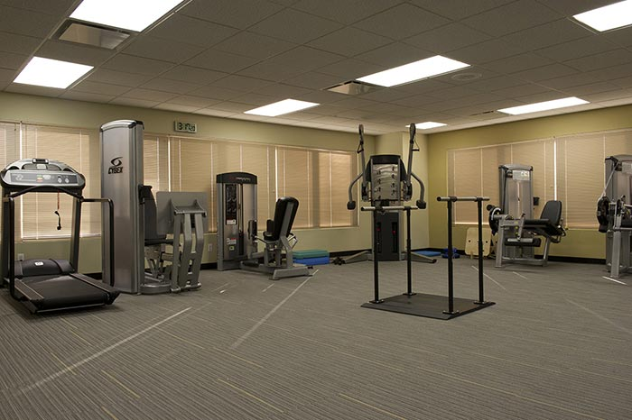 Physical Therapy Office 2012