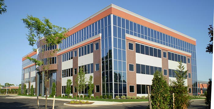 Class A Office Building 2008